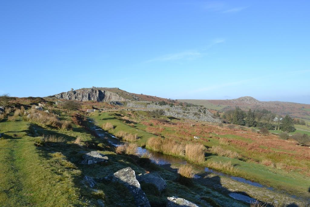 Nearby Bodmin Moor