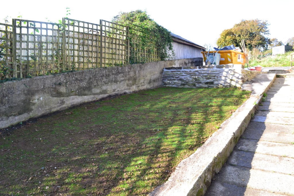 Rear Garden & Parking Space