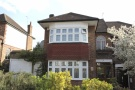 semi detached property in Chiltern Way...