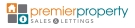 Premier Property, Bingley logo