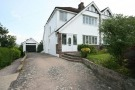 semi detached house for sale in COLWYN BAY