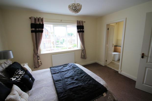 Bedroom Ground Level