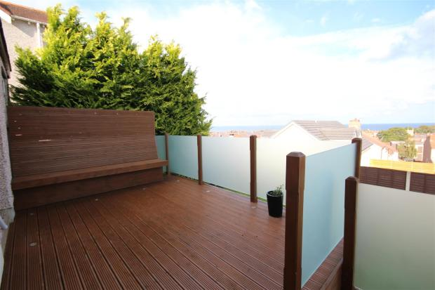 Sea Views from Decki
