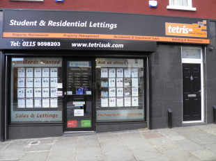 Tetris UK Sales & Lettings Ltd, Nottinghambranch details