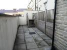 Rear yard & decking