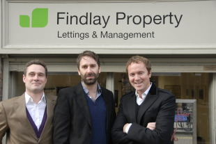 Findlay Property, Londonbranch details