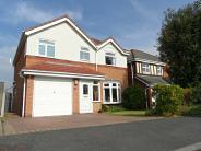 4 bed Detached property for sale in Harrison Way...