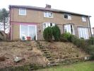 3 bed semi detached property in Broomey Road, Wooler...