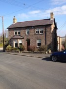 3 bedroom semi detached house for sale in Church Street, Wooler...