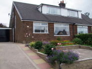 3 bedroom Semi-Detached Bungalow in Saffron Drive     Oldham...