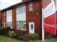 2 bedroom semi detached home in Hawthorn Crescent, Shaw...