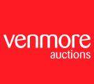Venmore, Auction & Commercial Department logo