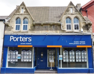 Porters Estate Agents, Bridgendbranch details