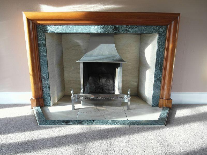Art Deco Fire Place