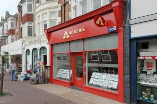 Andrews Lettings and Management, Bexhillbranch details