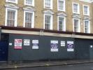 Block of Apartments in Caledonian Road, London...