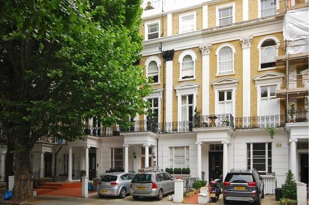 House for sale in inverness terrace london w2 for 1 inverness terrace hyde park london