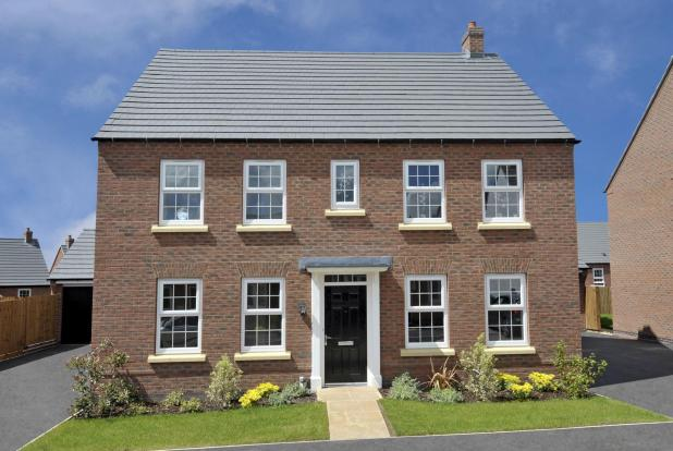 Four bedroom Chelworth home