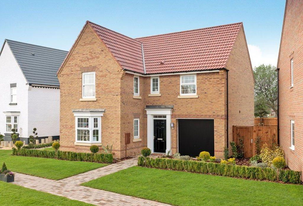 Drummond Show Home