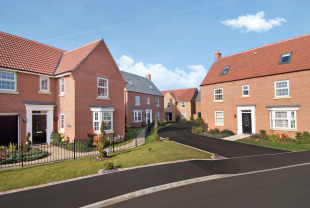 Kings Court by David Wilson Homes, Claudius Road,