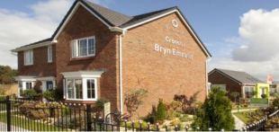 Bryn Emrallt by Barratt Homes, Heol Y Mynydd, Bryn, Llanelli, SA14 9UB