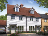3 bed new property for sale in Sir Henry Brackenbury...