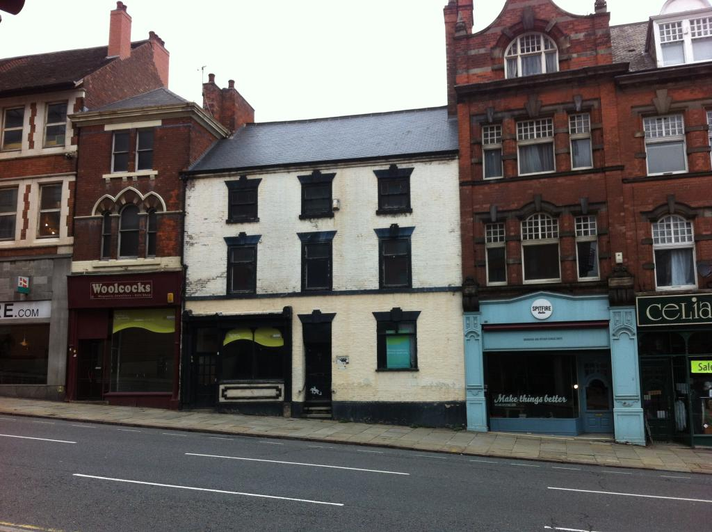 Retail Property For Sale In Nottingham