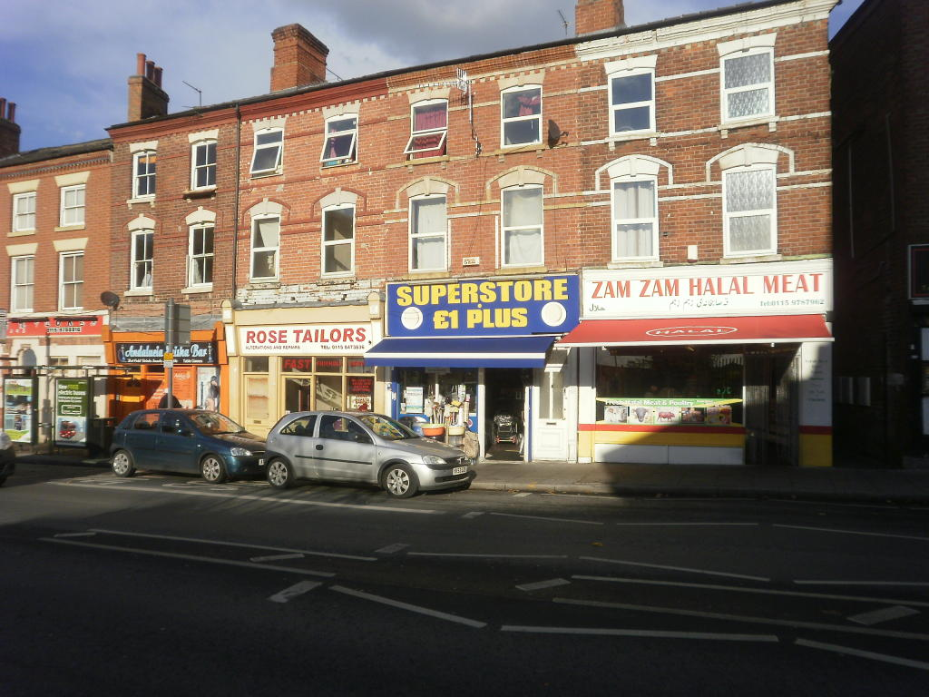 Auction Property Commercial In Nottingham For Sale