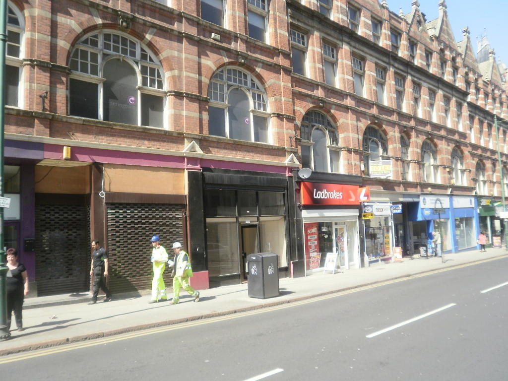 Heb Commercial Property Nottingham