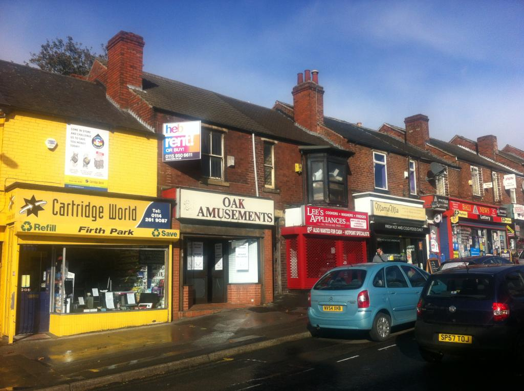Auction Properties For Sale Sheffield