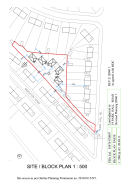 Building Plot Park Hall Road Land