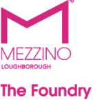 Mezzino, The Foundry branch logo