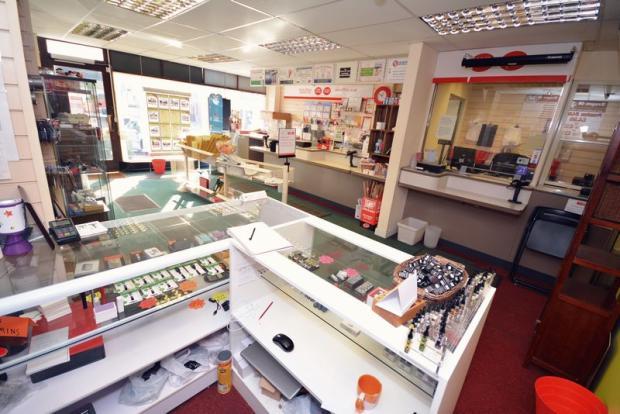 Post Office - ...