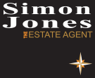 Simon Jones The Estate Agent, Devon logo