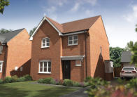 new property in Sword Drive, Hinckley...