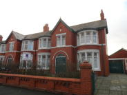 4 bed semi detached property for sale in Warbreck Hill Road...