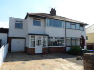 semi detached property in Charnwood Avenue...