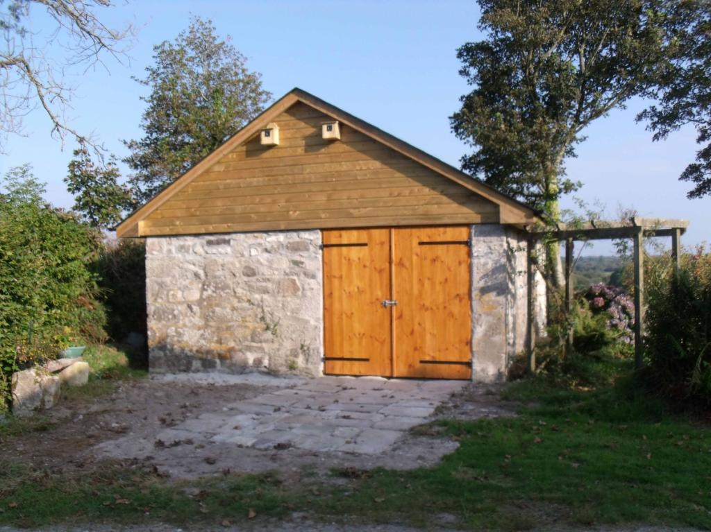 4 Bedroom Barn Conversion For Sale In Tremodrett Roche