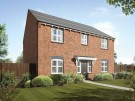 new property for sale in Ashby Road, Ibstock, LE67