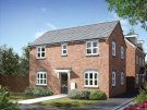 3 bed new house for sale in Ashby Road, Ibstock, LE67
