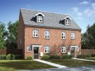 new home for sale in Ashby Road, Ibstock, LE67