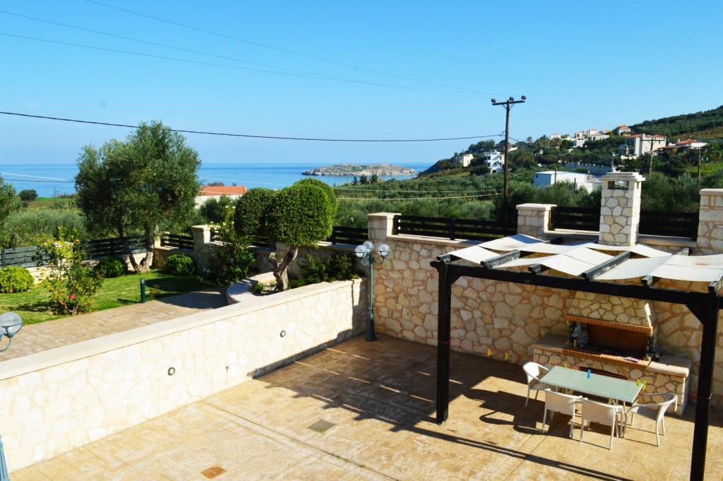 Detached Villa for sale in Crete, Chania, Kera