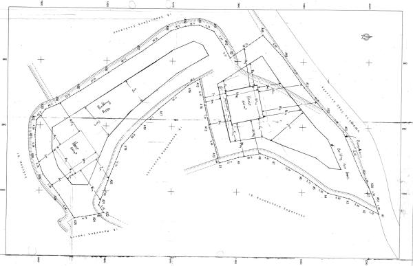 Plot with house