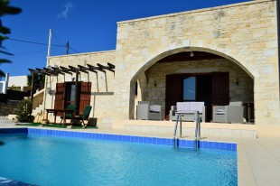 3 bed Detached Bungalow in Crete, Chania...