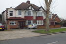 semi detached property in Elgar Avenue, Surbiton...
