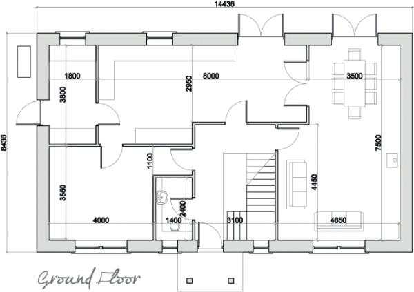 House Type C Ground
