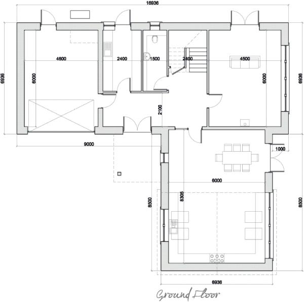 House Type D Ground