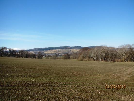 View towards Beauly