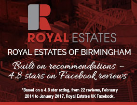 Get brand editions for Royal Estates, Birmingham