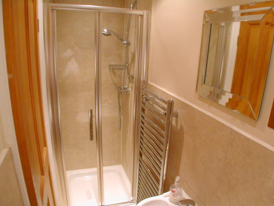 Downstairs Shower WC
